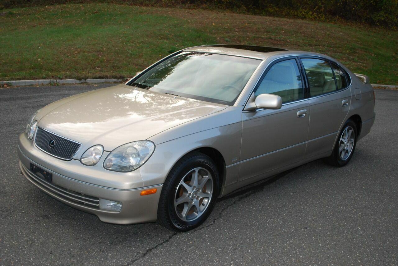 2000 Lexus GS 400 Base 4dr Sedan
