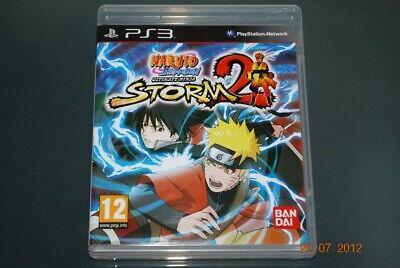 Naruto Shippuden Ultimate Ninja Storm 2 PS3 Playstation 3