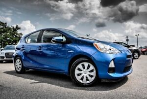 2012 Toyota Prius C TECHNOLOGY A/C POWER GROUP TECHNOLOGY A/C PO