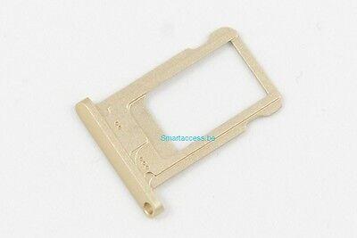 iPad Air 2 Rack tiroir de carte SIM or