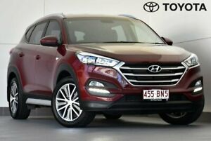 2016 Hyundai Tucson TL MY17 Active X 2WD Red 6 Speed Sports Automatic Wagon Kedron Brisbane North East Preview