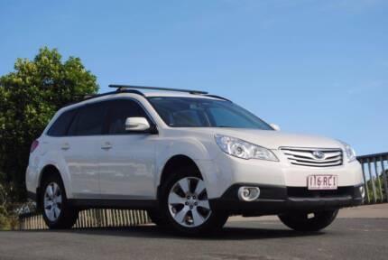2010 Subaru Outback - **ONE OWNER - FULL HISTORY**