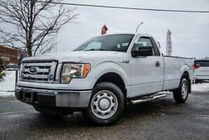 2012 Ford F-150 XLT, A/C, 4X2, JAMAIS ACCIDENTEE XLT, A/C, 4X2,