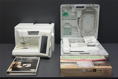 Baby Lock Ellageo ESg3 + Magna Hoop Jumbo Sewing Embroidery Machine