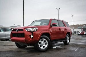 2016 Toyota 4Runner SR5 GPS LEATHER 7 PASSENGER BACK CAMERA SR5