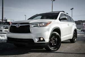 2015 Toyota Highlander Limited LIMITED AWD - LEATHER SUNROOF HEA