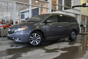 2016 Honda Odyssey Touring SUNROOF*GPS*LEATHER*MAGS*
