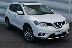 2015 Nissan X-Trail T32 Ti X-tronic 4WD White 7 Speed Constant Variable Wagon Epping Whittlesea Area Preview