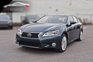 2013 Lexus GS 350 NAVI|BACKUP CAM|AWD|LEATHER SUNROOF|CERTIFIFED