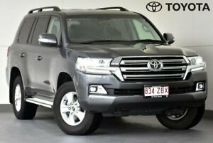 2019 Toyota Landcruiser VDJ200R GXL Grey 6 Speed Sports Automatic Wagon Indooroopilly Brisbane South West Preview