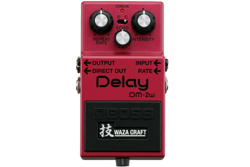 Boss Waza Craft DM-2w Delay - FREE 2 DAY SHIP