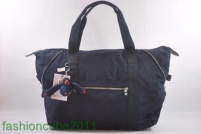 New With Tag Kipling ART M Tote  Shoulder Bag TM2060 -  True Blue