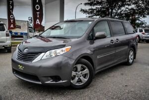 2014 Toyota Sienna LE 8 PASS A/C POWER GROUP LE 8 PASS A/C POWER