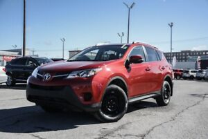2015 Toyota RAV4 LE BLUETOOTH, HEATED SEATS, BACK UP CAMERA, NO