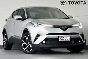 2019 Toyota C-HR NGX10R Koba S-CVT 2WD Silver 7 Speed Constant Variable Wagon Indooroopilly Brisbane South West Preview
