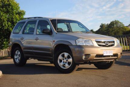 2003 Mazda Tribute - **LOW KMS - 4X4** Forest Glen Maroochydore Area Preview