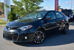 2015 Toyota Corolla S SUNROOF MAG LOW KM S SUNROOF MAG LOW KM