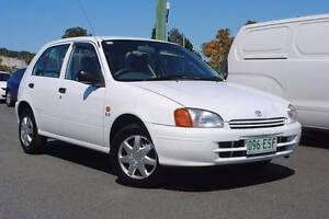 1999 Toyota Starlet Hatchback - AUTO *ICY COLD AIR* Forest Glen Maroochydore Area Preview