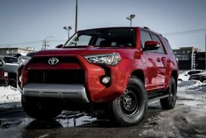 2016 Toyota 4Runner TRAIL EDITION TRAIL EDITION - LEATHER SUNROO