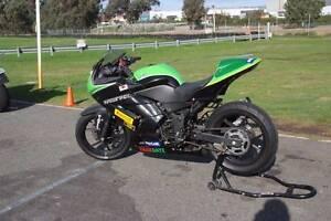 250 Ninja Track Race Bike Lathlain Victoria Park Area Preview