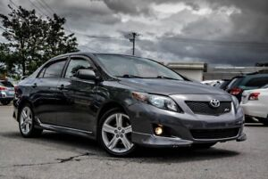 2010 Toyota Corolla XRS A/C POWER GROUP XRS A/C POWER GROUP