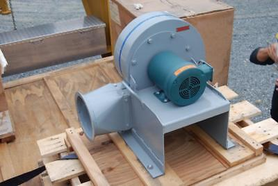 Coppus Tm -4 Ventair Centrifugal Blower.exhauster 230 3 Phase New