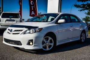 2013 Toyota Corolla S LEATHER SUNROOF MAG S LEATHER SUNROOF MAG