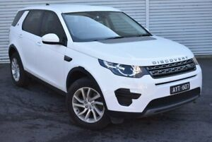 2018 Land Rover Discovery Sport L550 18MY SE White 9 Speed Sports Automatic Wagon Epping Whittlesea Area Preview