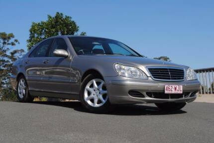 2004 Mercedes-Benz S350 Sedan Forest Glen Maroochydore Area Preview
