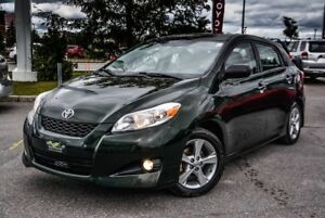 2013 Toyota Matrix TOURING SUNROOF MAG FOG LIGHT TOURING SUNROOF