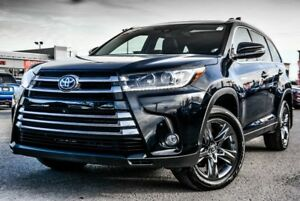 2017 Toyota Highlander hybrid LIMITED HYBRID 4X4 LEATHER PANORAM