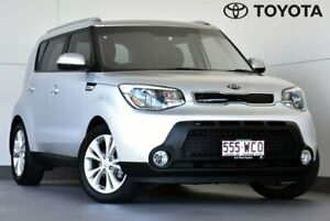 2014 Kia Soul PS MY15 SI Silver 6 Speed Sports Automatic Hatchback Kedron Brisbane North East Preview