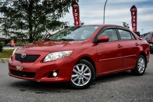 2009 Toyota Corolla LE A/C POWER GROUP LE A/C POWER GROUP