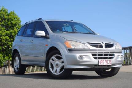 2006 Ssangyong Kyron SUV - **TURBO DIESEL - AUTO**