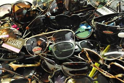 Sunglasses Airport Lost & Found *TREASURE HUNT* 10 Pair Grab Bag 1 NWT No Junk!!