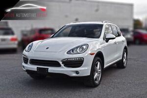 2013 Porsche Cayenne S| NAVI|BACKUP CAM|BLIND SPOT|COOLER SEAT