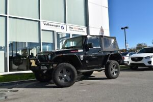 2011 Jeep Wrangler Rubicon TRAIL READY*A/C*BUSHWACKER*