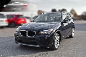 2014 BMW X1 xDrive28i LEATHER PANO SUNROOF|ONE OWNER|CARPROOF...