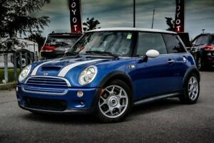 2006 MINI Cooper Hardtop S SUNROOF LEATHER S SUNROOF LEATHER