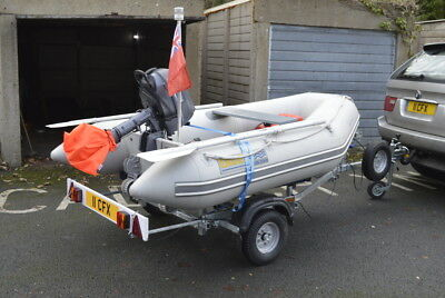 Inflatable dinghie EXCEL SD260