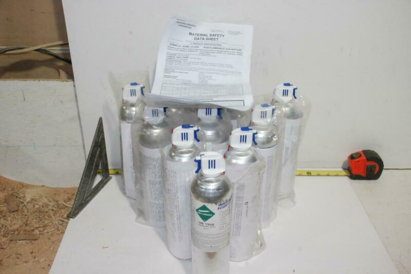 Industrial Scientific Calibration Test Gas H2S CO CH4 O2 N2 - Out Date, Qty Disc