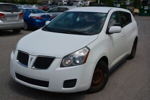 2009 Pontiac Vibe BASE AS-IS BASE AS-IS