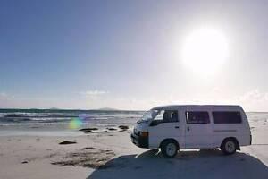 Mitsubishi Express camper van - WA rego Jan 2018 - 2 Seats North Ward Townsville City Preview