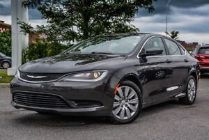 2015 Chrysler 200 LX A/C POWER GROUP LX A/C POWER GROUP