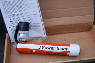 Spx Power Team C55c Hydraulic Cylinder 5 Ton 5 Stroke New Usa Made