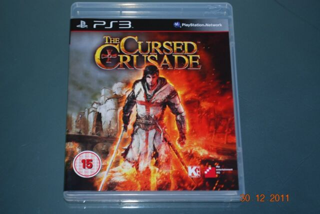 The Cursed Crusade PS3 Playstation 3 **FREE UK POSTAGE**