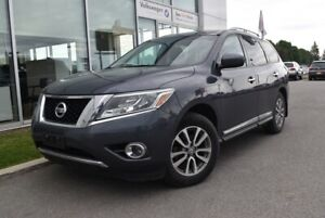 2014 Nissan Pathfinder SL 7PASS*LEATHER*CAMERA*MAGS