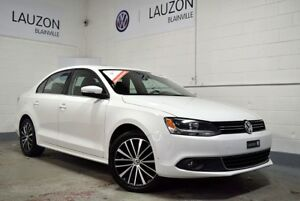 2014 Volkswagen Jetta Sedan Highline 1.8 TSI