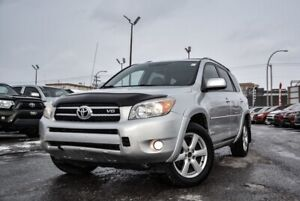2006 Toyota RAV4 LIMITED V6 LIMITED V6 AWD - SUNROOF LEATHER