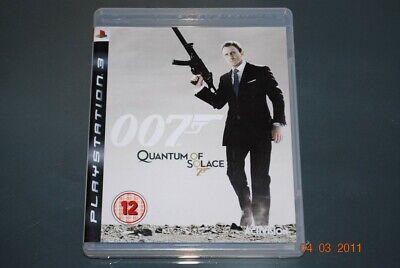007 Quantum of Solace PS3 Playstation 3 **FREE UK POSTAGE**, usado comprar usado  Enviando para Brazil